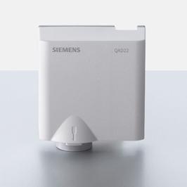 R gulateur chauffage siemens sygmagyr rvl 480 cosmac for Sonde interieure chauffage